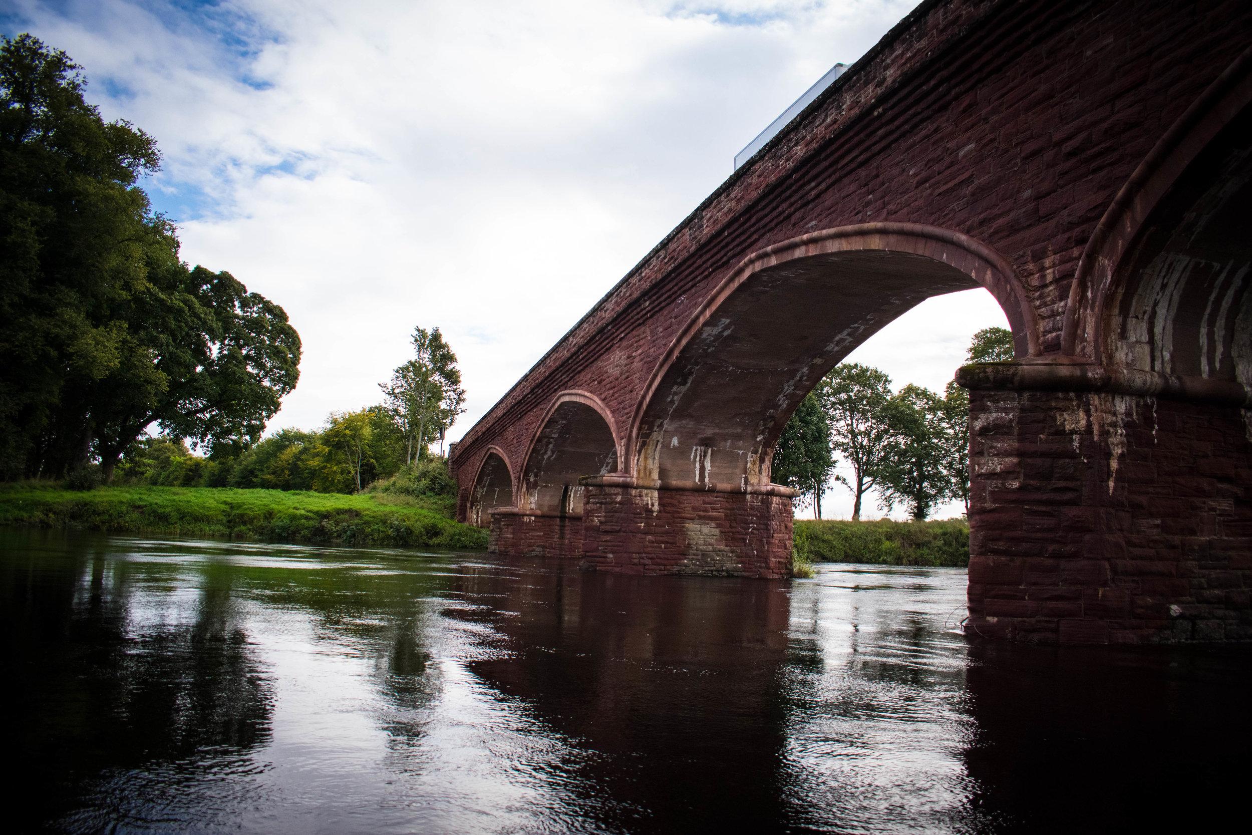 Kinclaven Bridge, Scotland