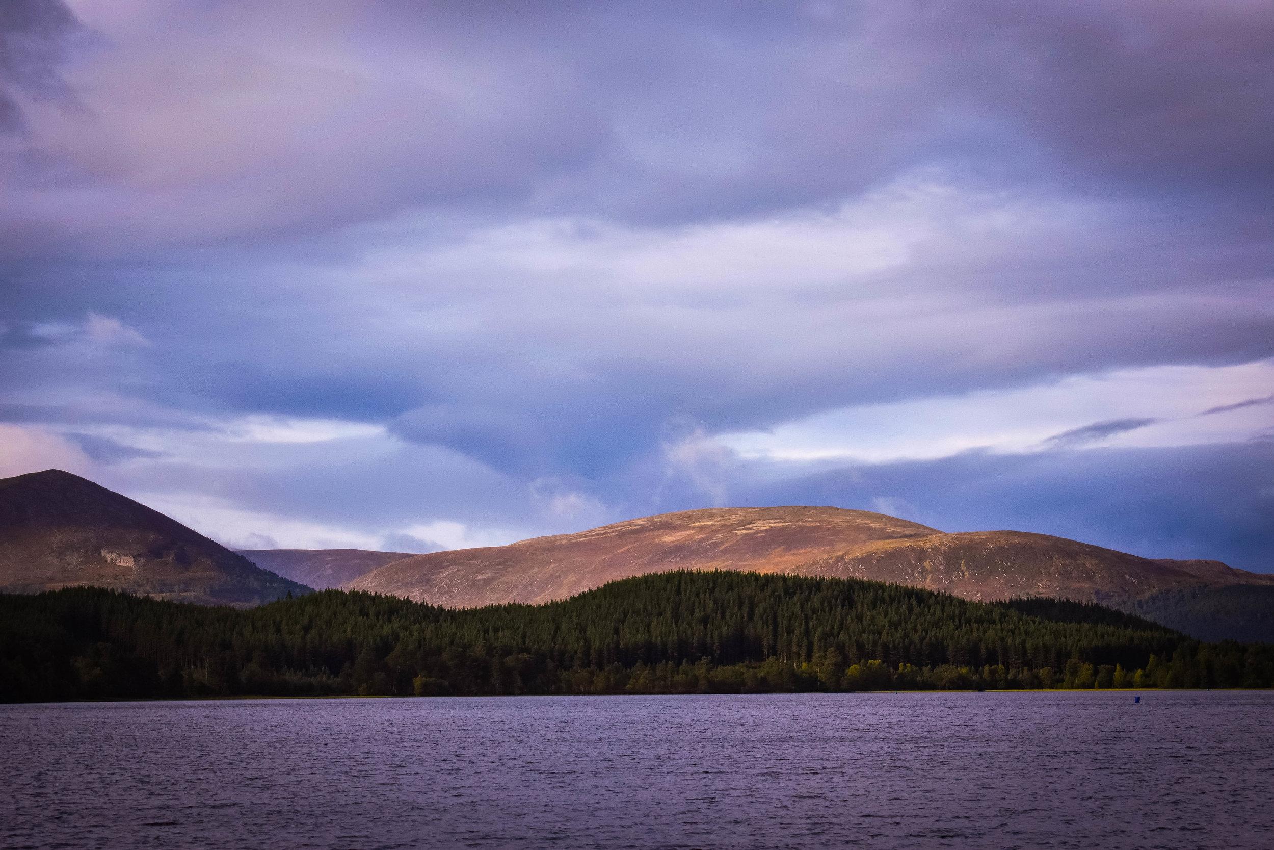 Loch Morlich, Cairngorms National Park, Scotland