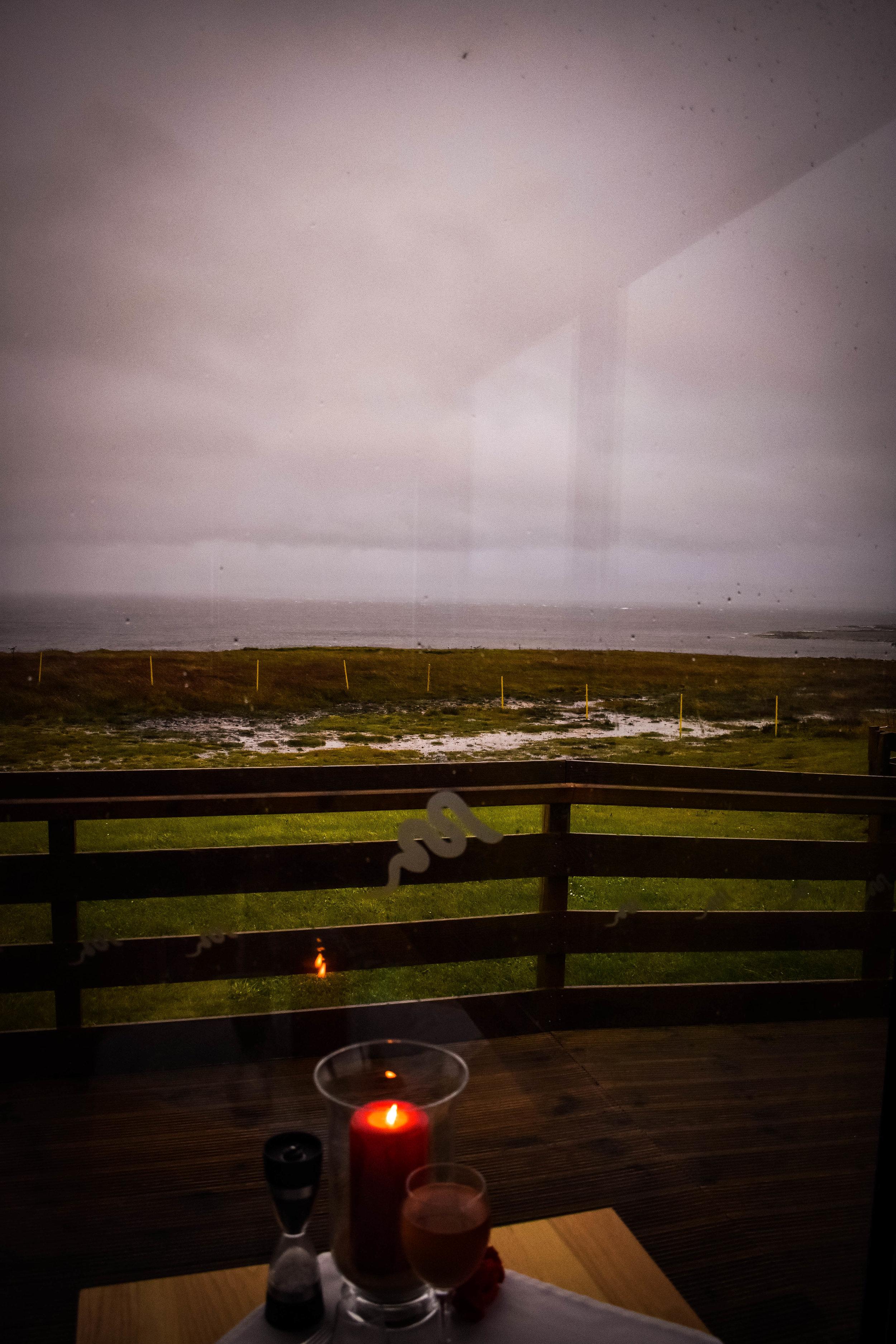 Skerries Bistro, Orkney, Scotland
