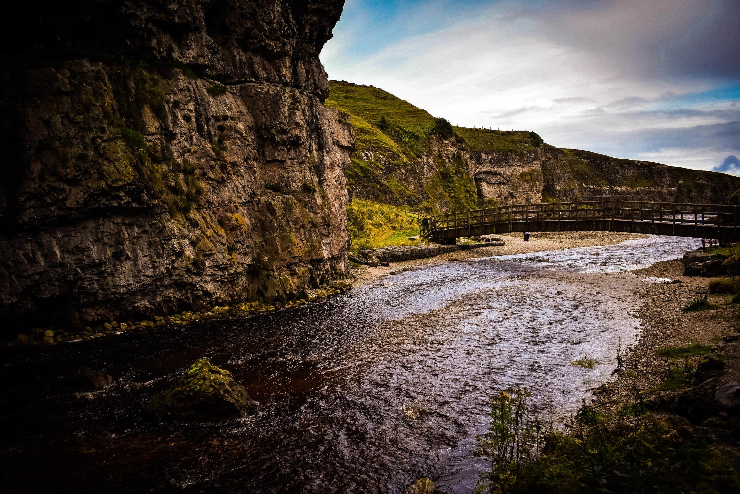 Smoo Cave, Scotland