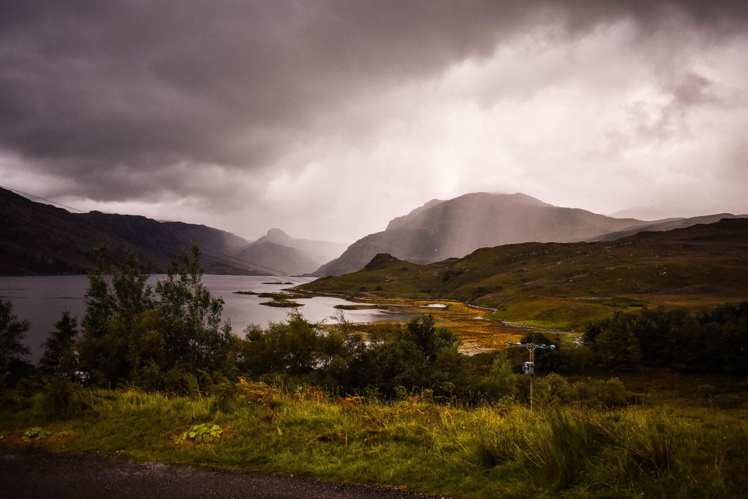 Northwestern Scotland