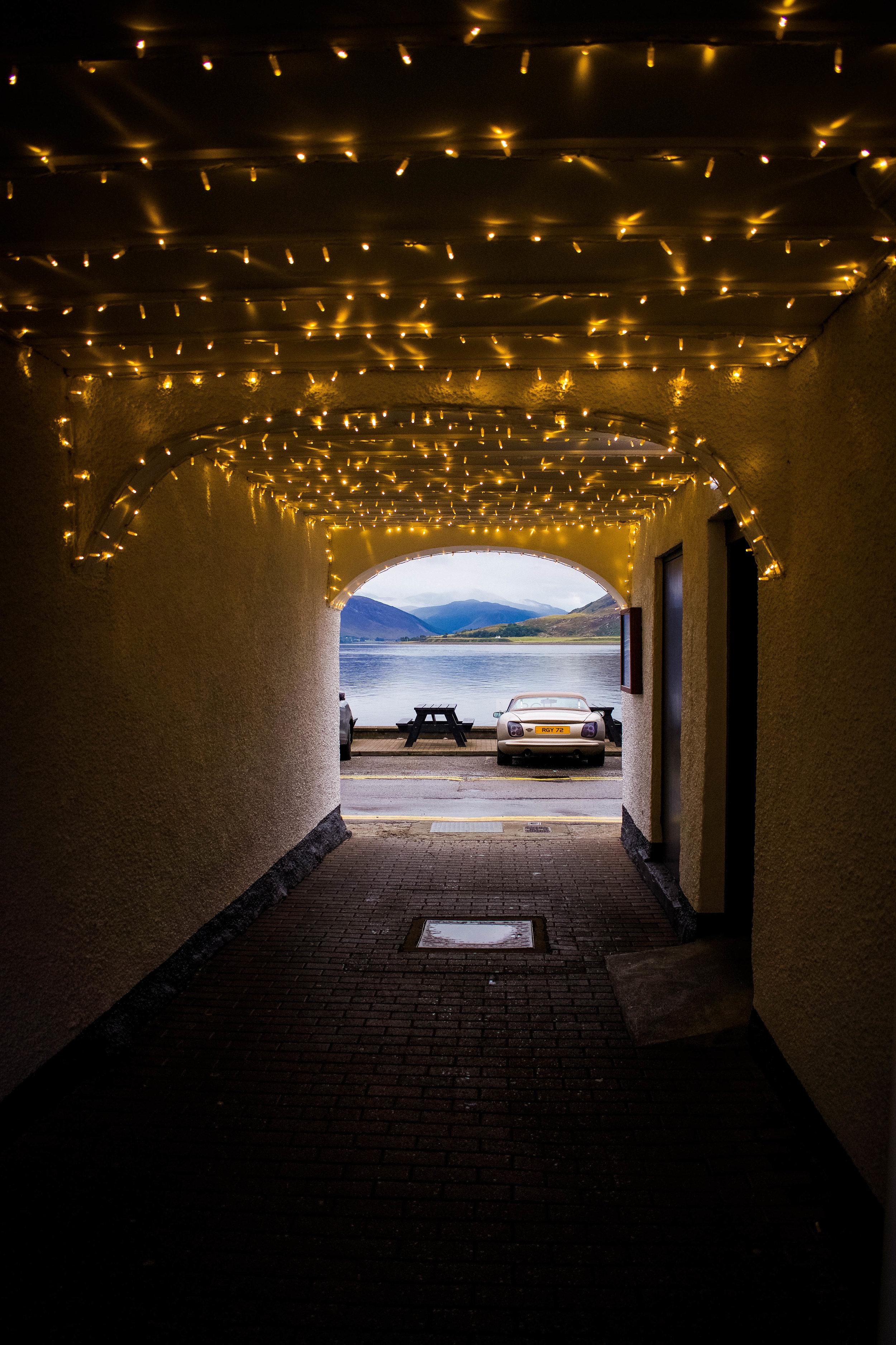 The Arch Inn, Ullapool, Scotland