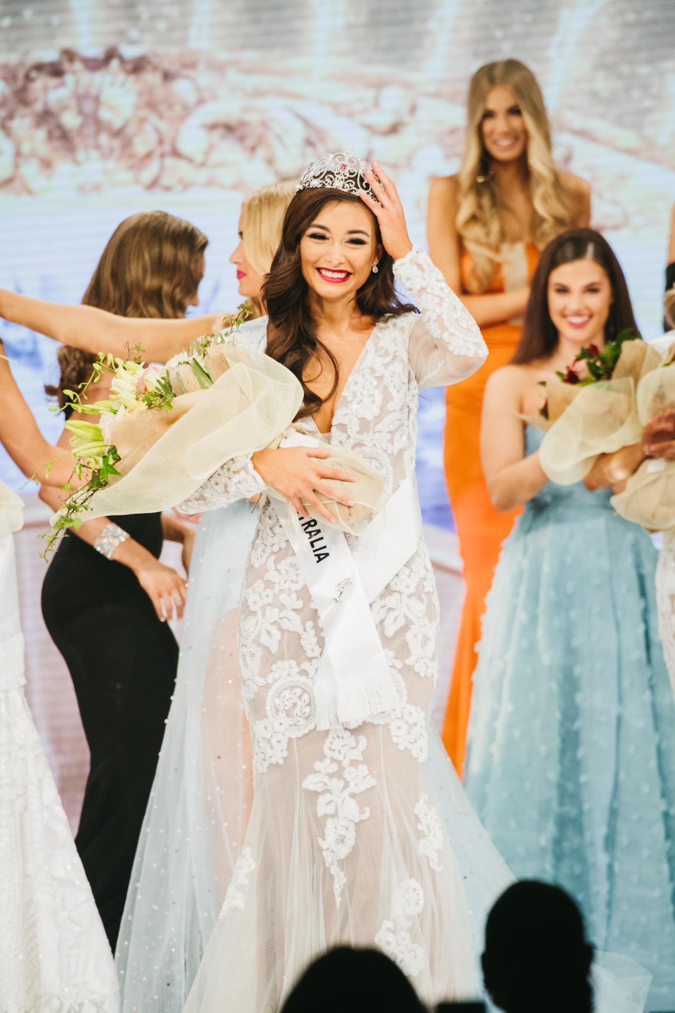 Miss UniverseAustralia 2018 -