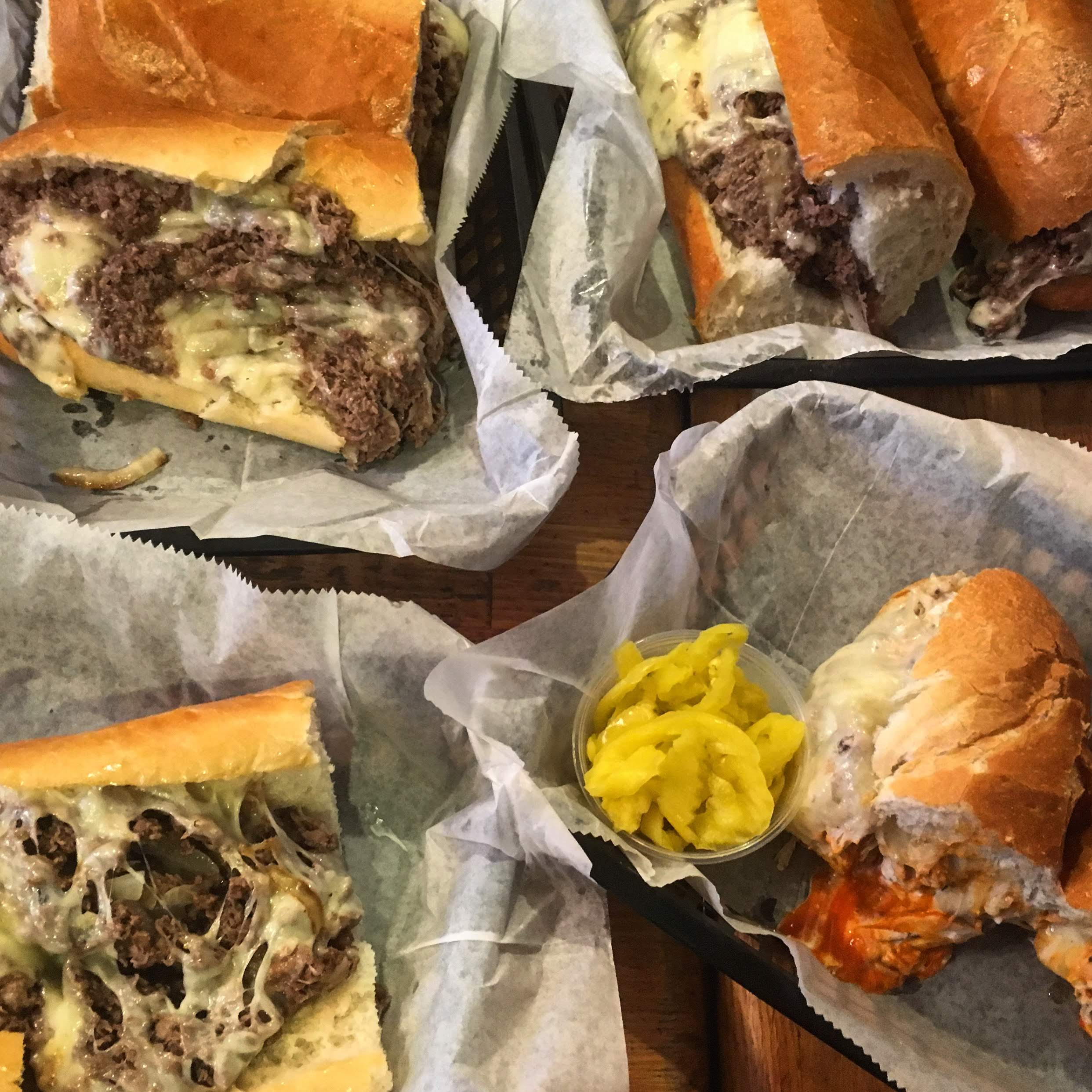 Mama's Pizzeria Cheesesteaks