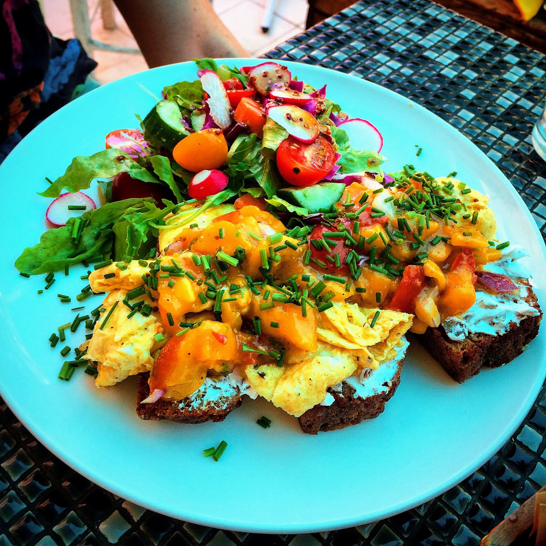 Cafe Xoho, Tel-Aviv
