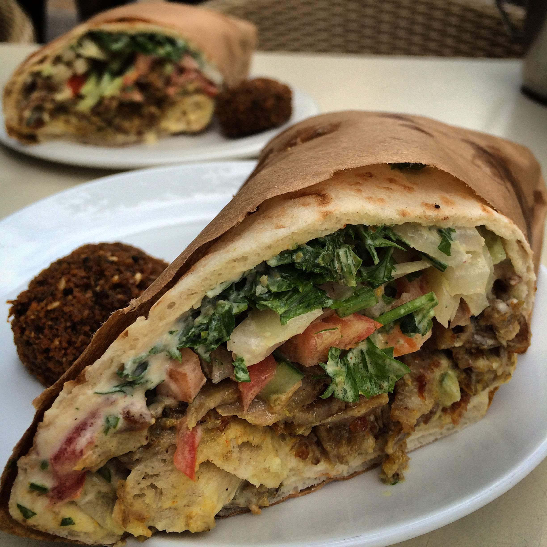Shawarma from Hakosem
