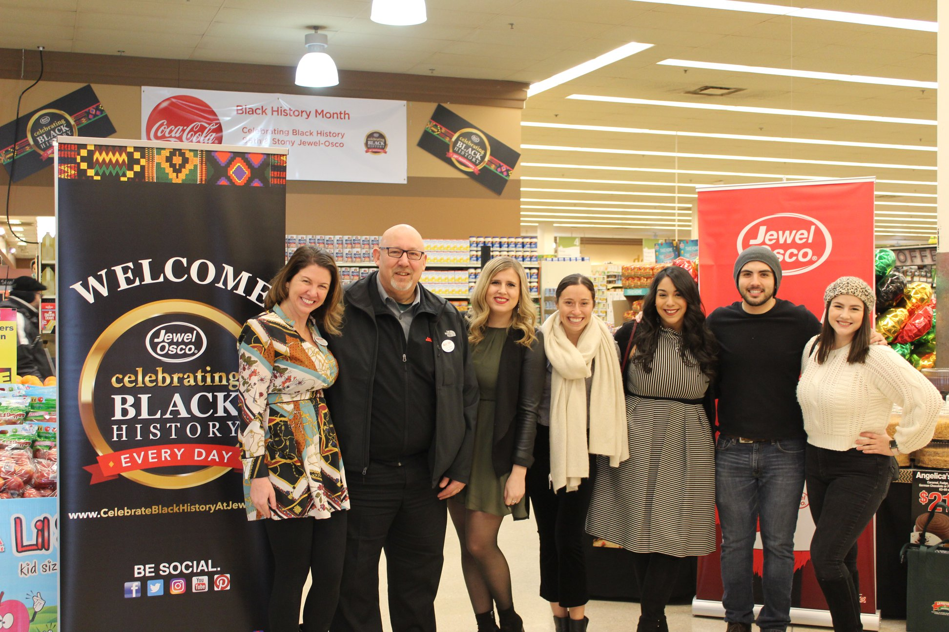 Black History Month 2019 at Jewel-Osco