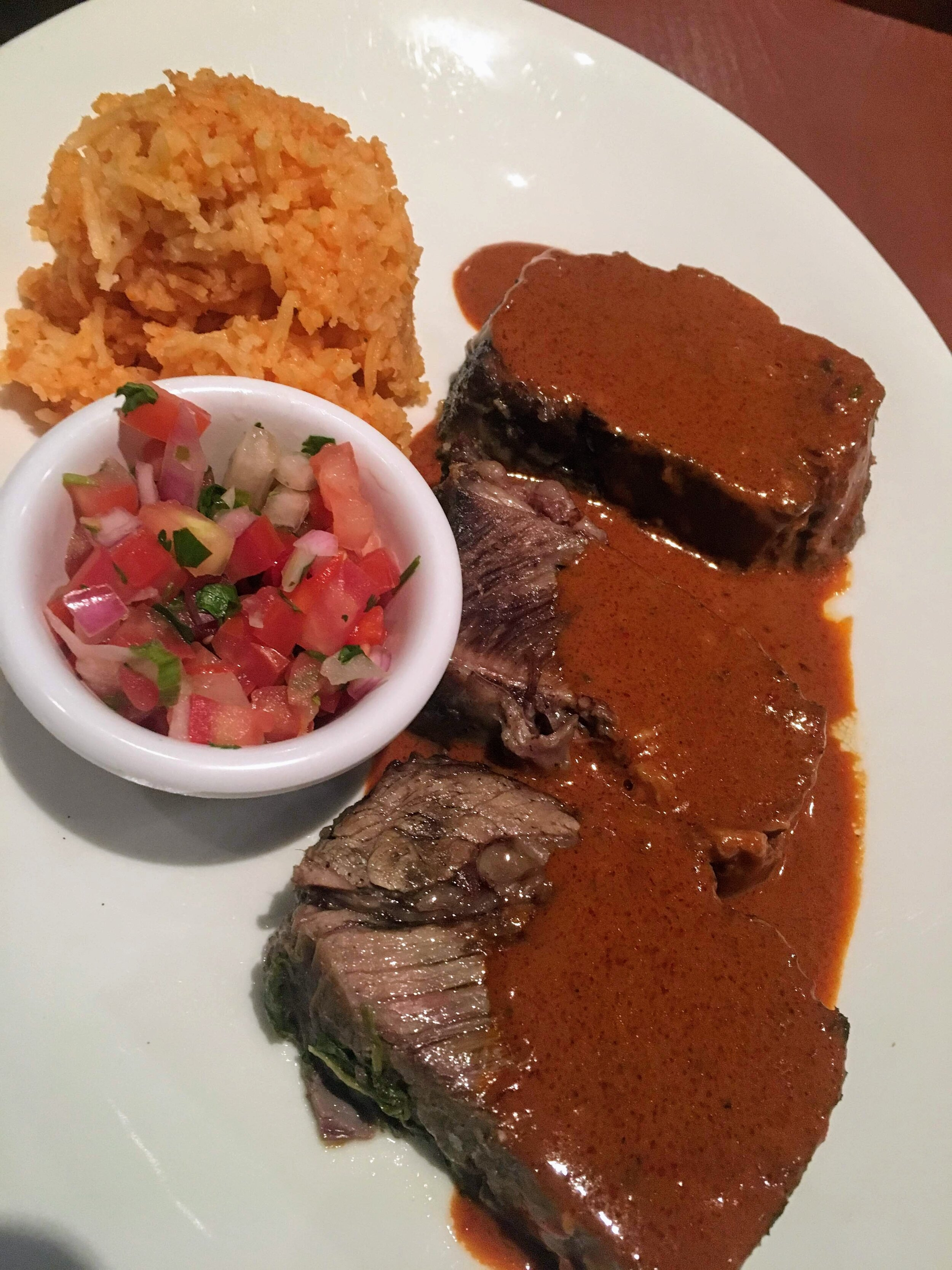 Short Ribs and Mexican Gravy