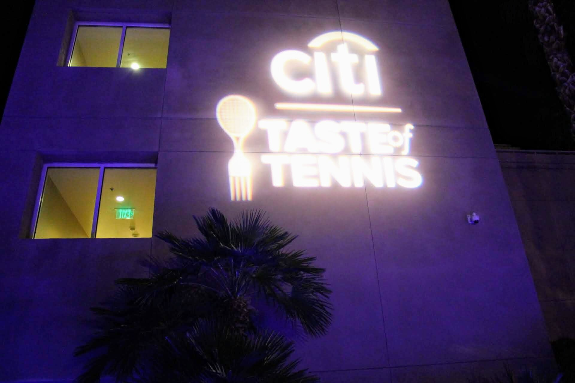 Welcome to the Citi Taste of Tennis 2019!