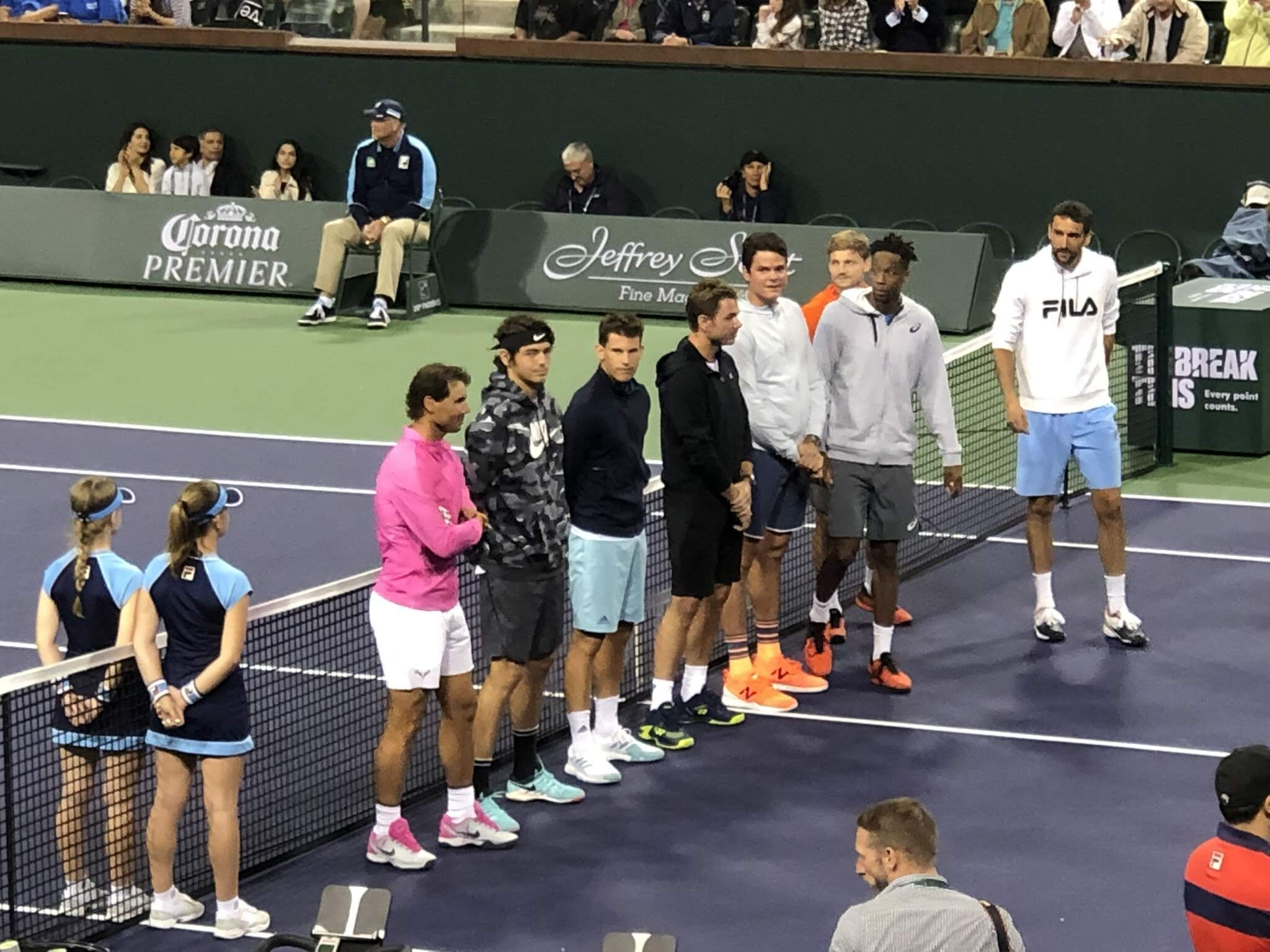 The Eisenhower Cup presented by Masimo - BNP Paribas Open