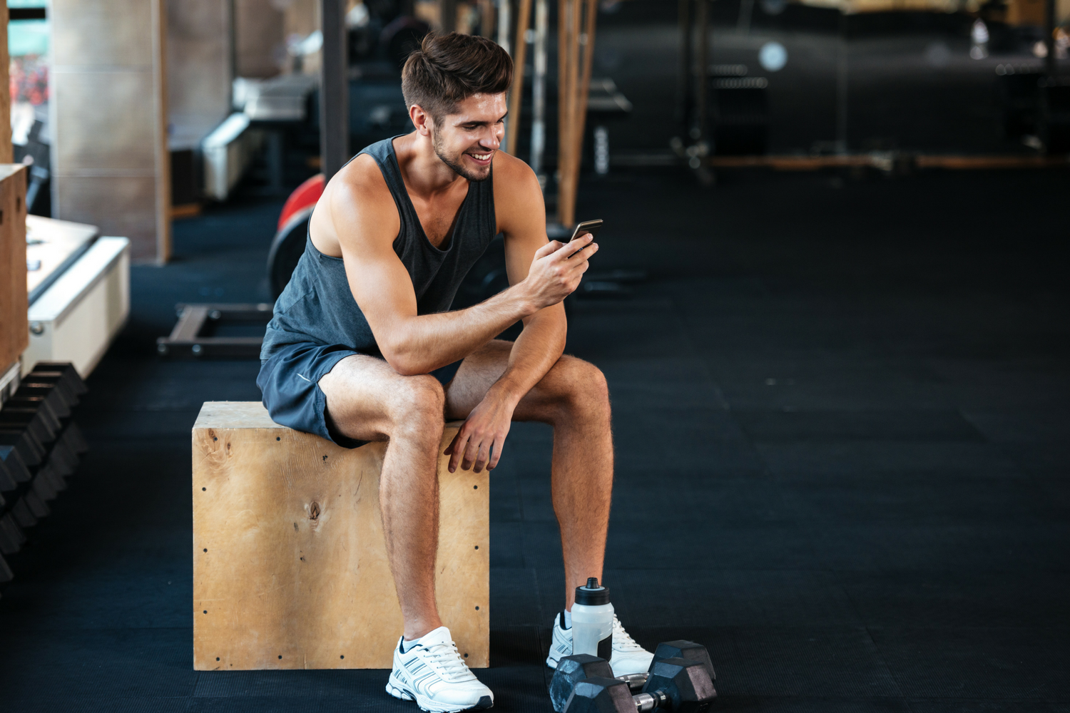 Mobile Apps - With Revolution 3 mobile apps you will have access to detailed workouts that are tailored to your fitness goals. We also have a food app to track calories and provide nutrition information. Mobile apps are another great benefit from being a Revolution 3 client.