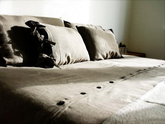 My Linen Dream bedding