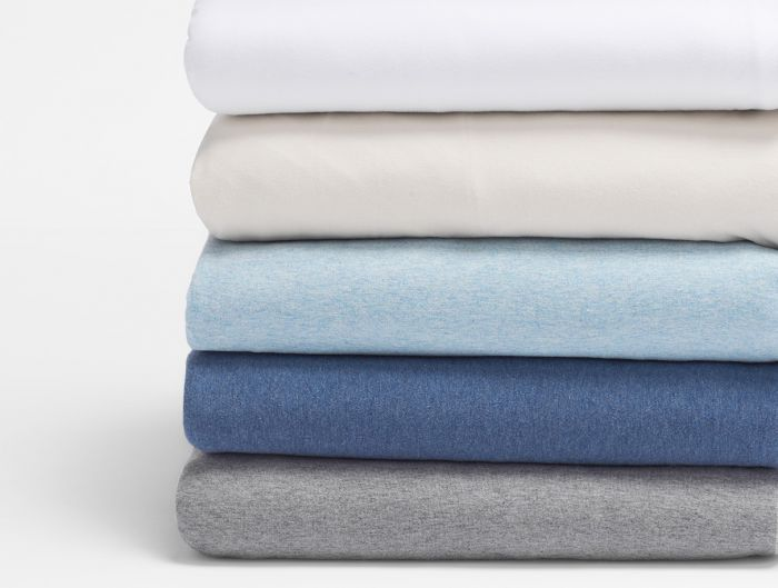 Organic and natural jersey cotton