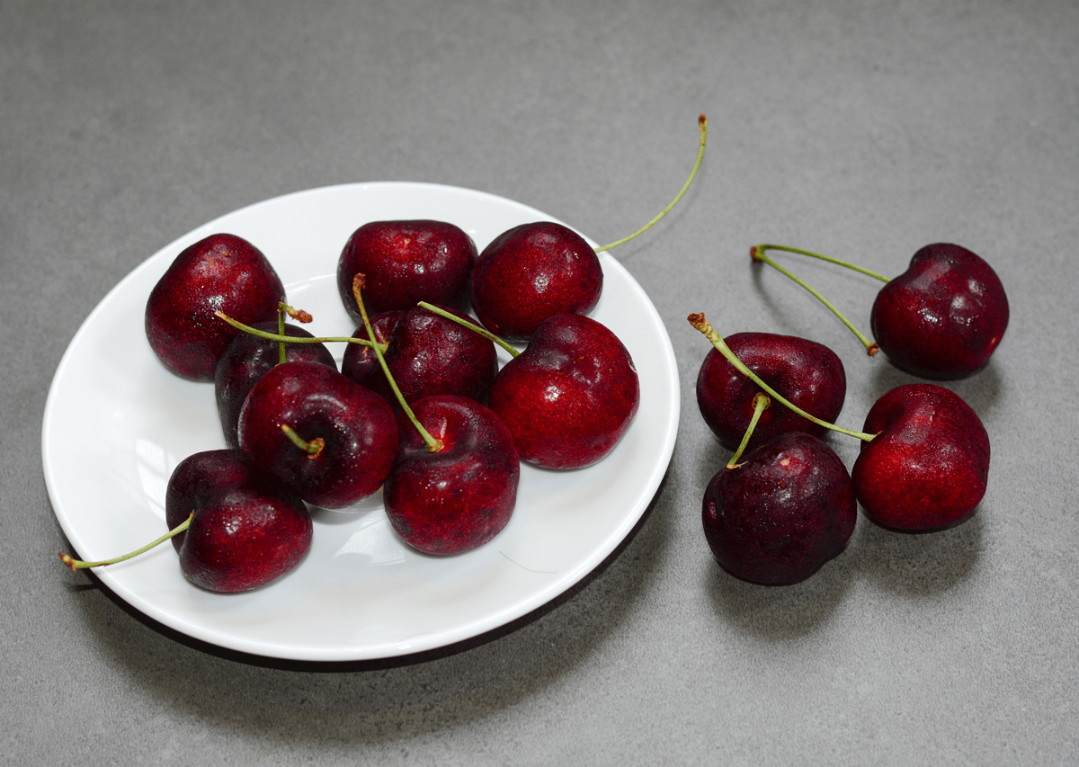 Cherries are a great resource for melatonin