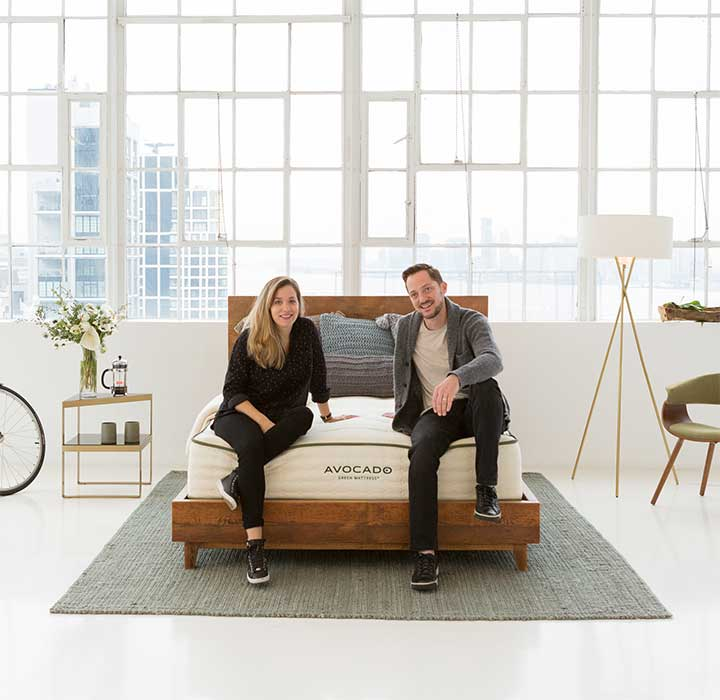 Avocado Mattress is designed with eco-friendly materials and affordability