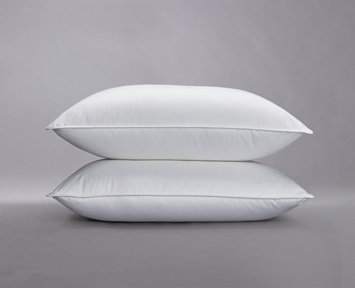 SOL Organics Organic Cotton Down Pillow