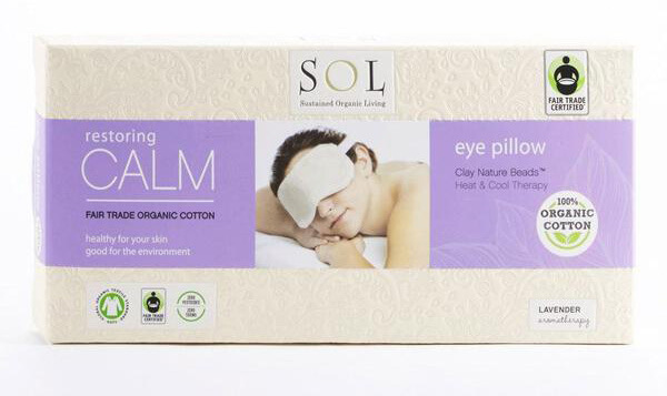 SOL Organics Sleeping Mask