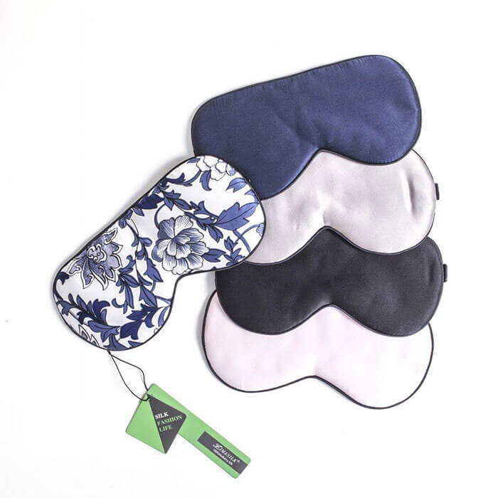 ZIMASILK Silk Eye Mask