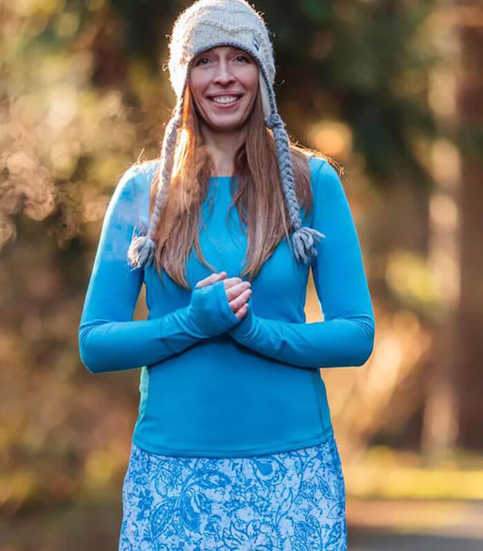 Nuu Muu Long Sleeved Bluebird Tee