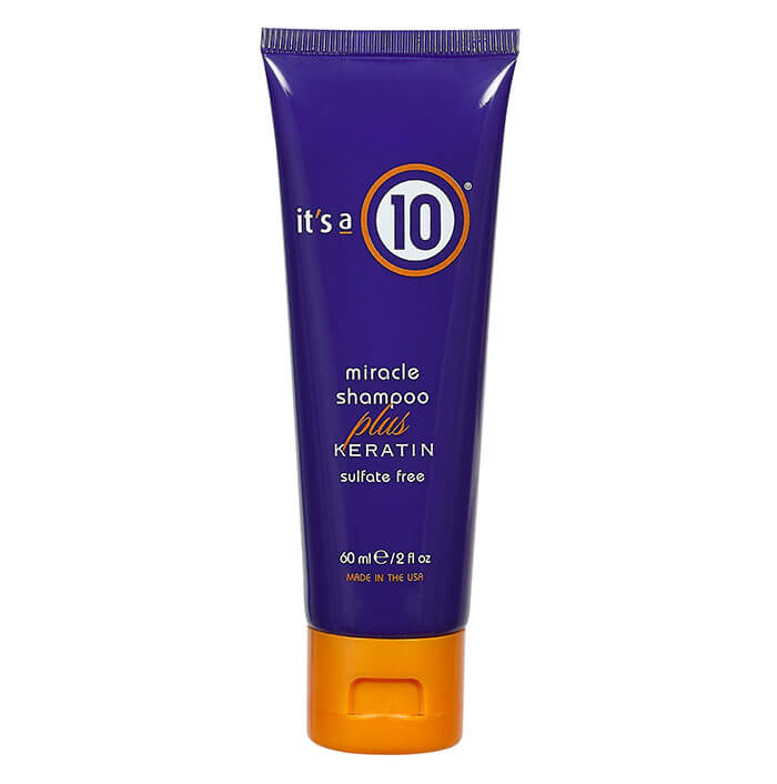 It's a 10 Haircare Miracle Shampoo