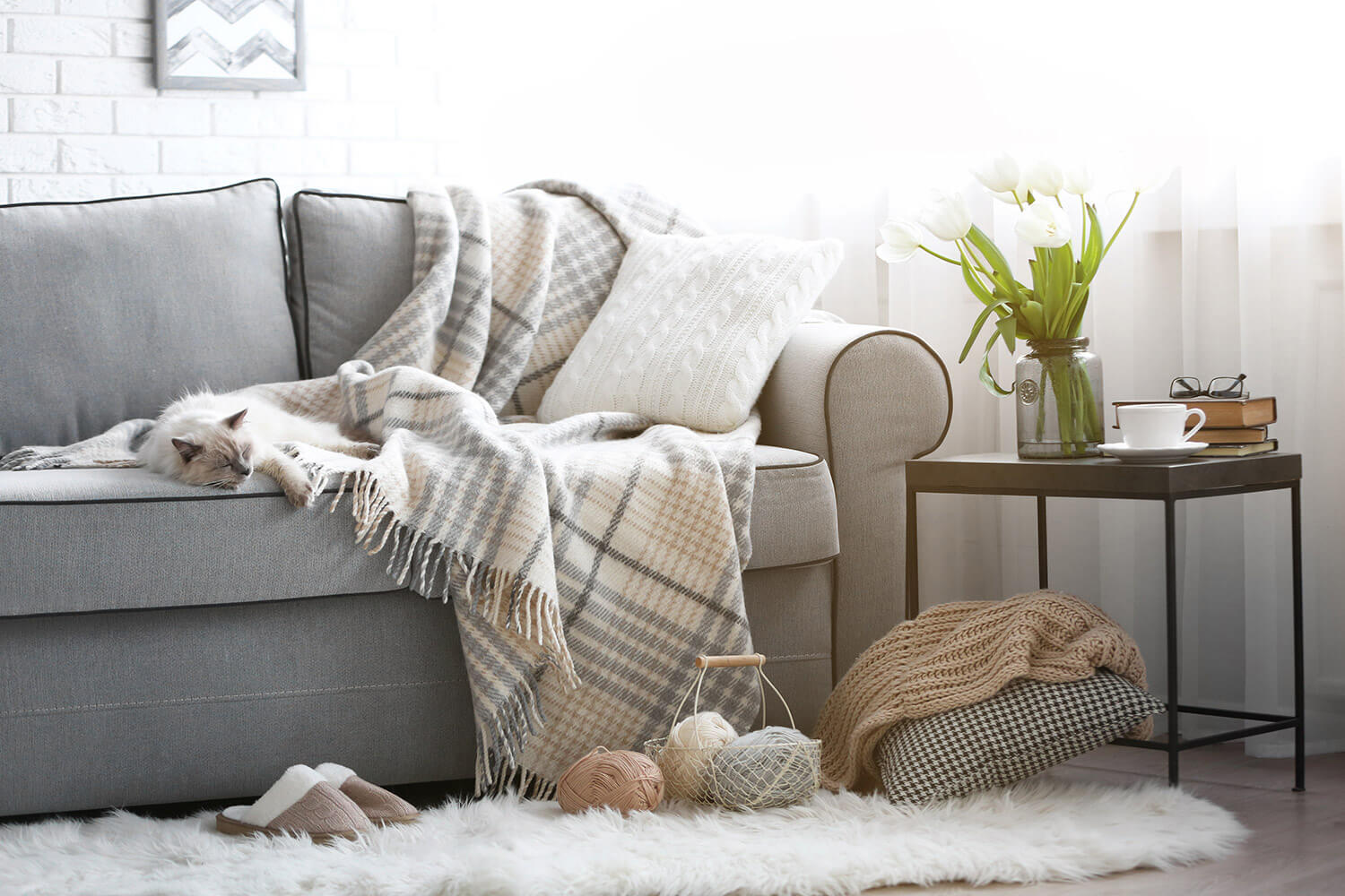 Natural and Organic Sofas and Couches