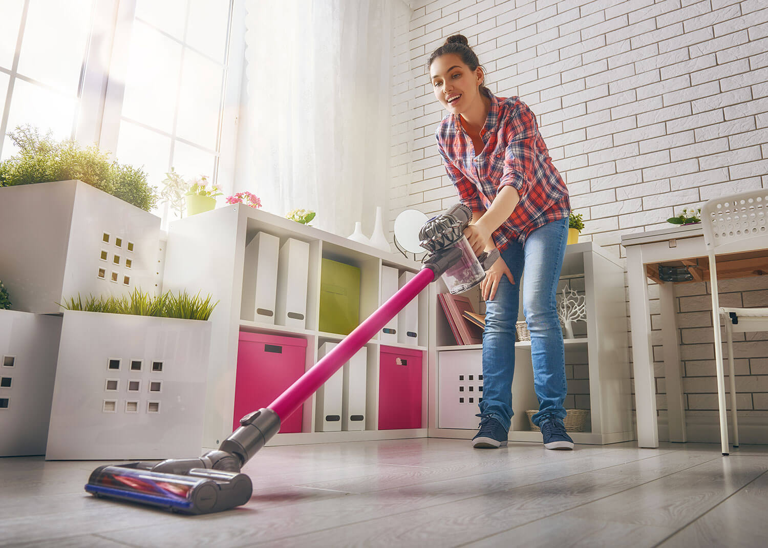 Eco Friendly Energy-Saving Vacuum Cleaners