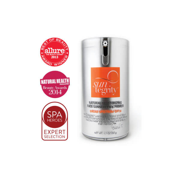 Clean Beauty Mart Suntegrity Sunscreen SPF 30 and Primer