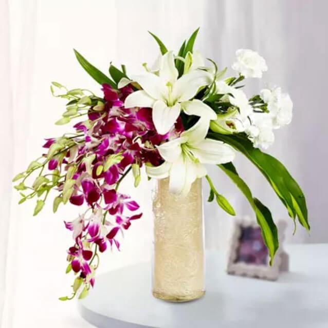 Ferns N Petals Royal Love Flower Assortment