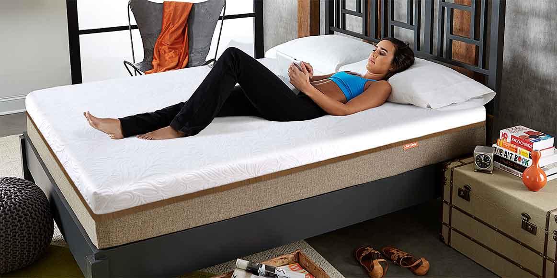 Live and Sleep Medium Firm Mattress