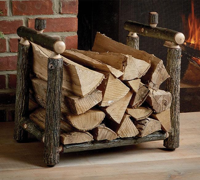 Orvis Hickory Log Rack