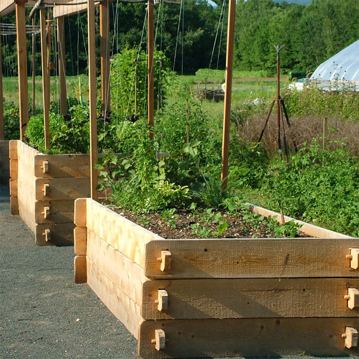 EarthEasy Farmstead Raised Garden Bed