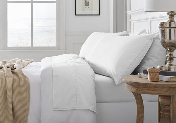 Grund America Savannah Organic Cotton Bed Sheets