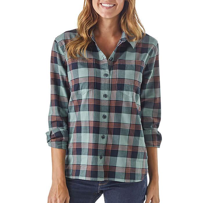 Patagonia Long-Sleeved Catbells Shirt