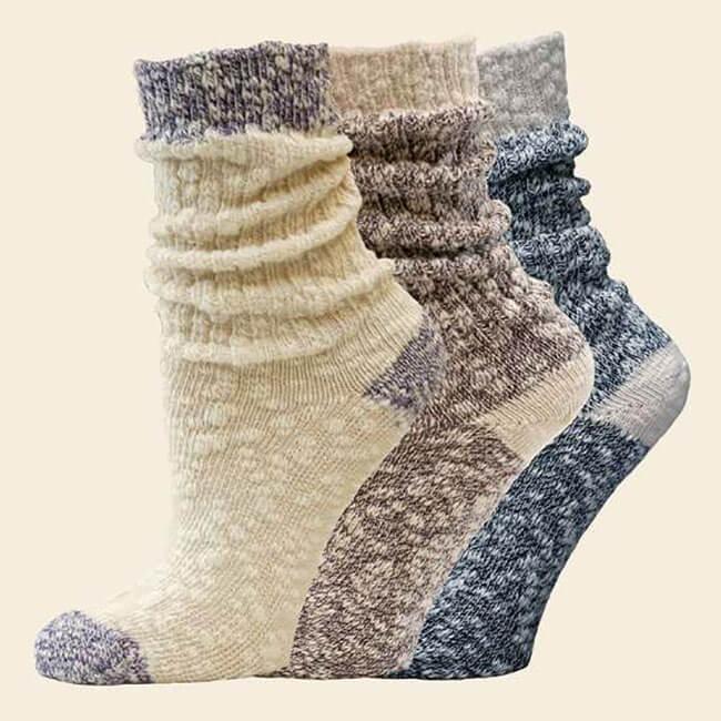 Maggie's Organics Socks