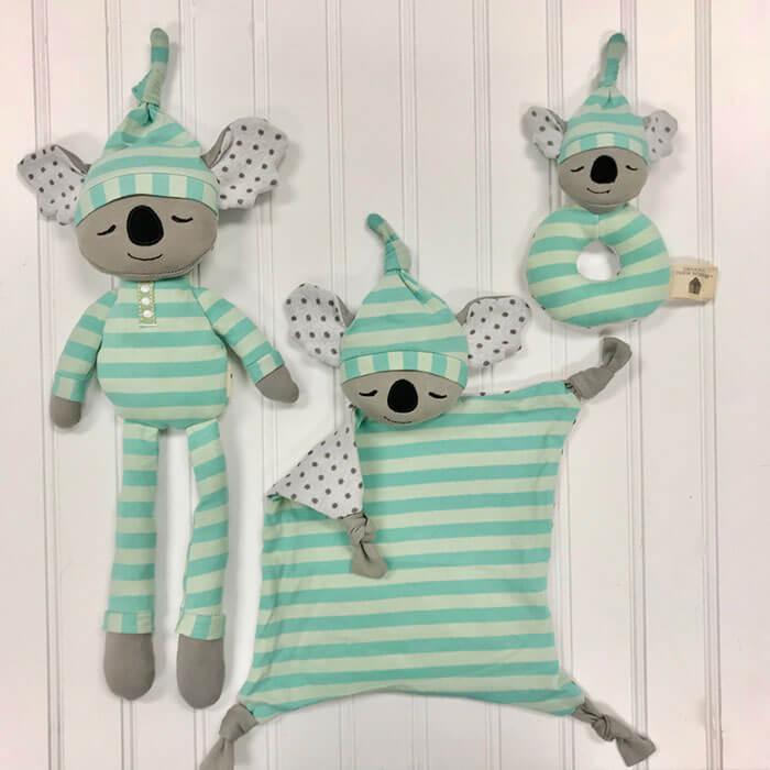 Mightynest Kozy Koala Gift Set