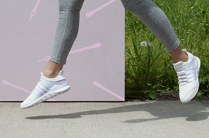 HICKIES Tie-Free Running Shoe Laces