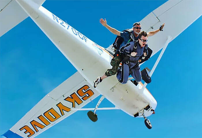 Adrenaline Vacation Experience Booking Service
