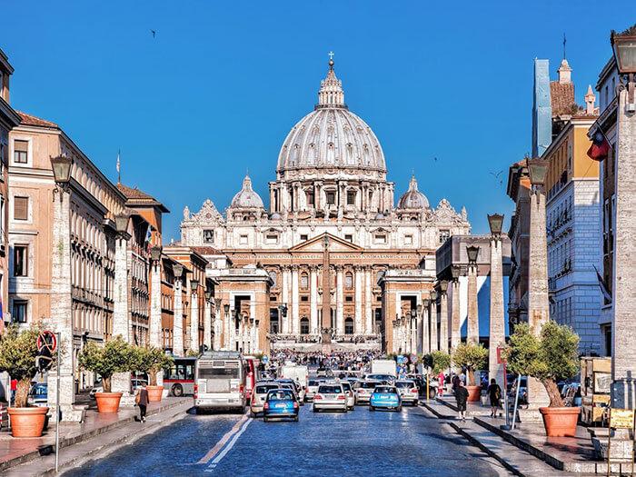 City Discovery (Veltra) VIP Vatican Breakfast Tour