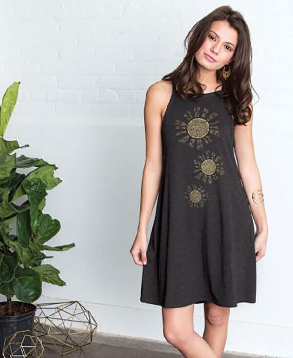 Soul Flower Radiance Tank Dress