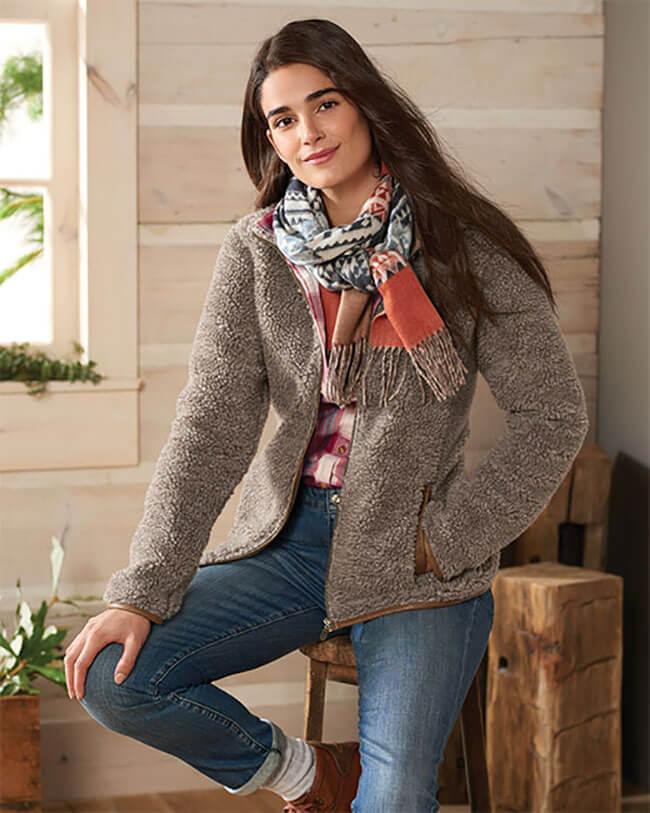 Orvis Women's Stowe Fleece Jacket