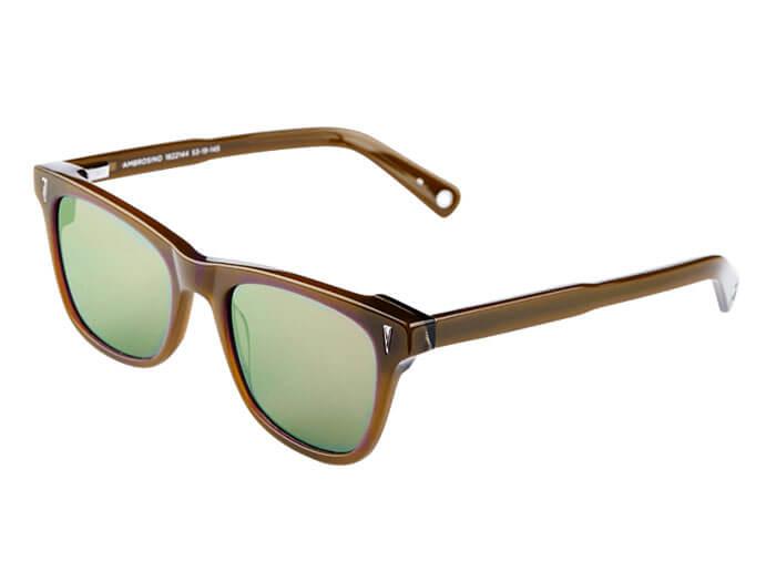 Vilebrequin Unisex Sunglasses Petrol Mirror