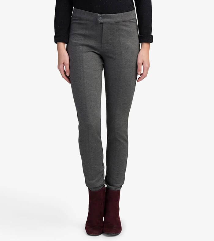 Hatley Grey Smart Skinny Pants