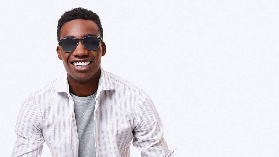 Warby Parker Men's Prescription Sunglasses