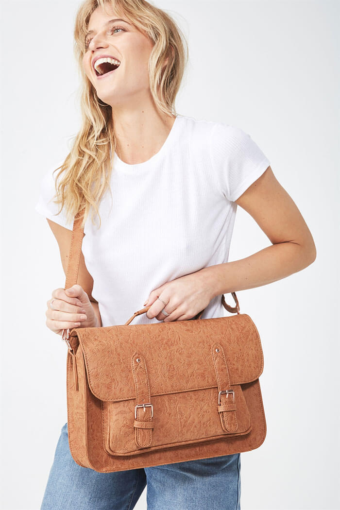 Cotton On Satchel Bag