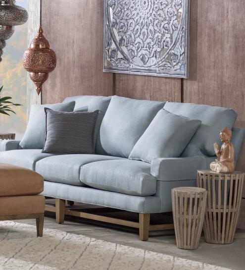 Viva Terra 3 Seat Sofa