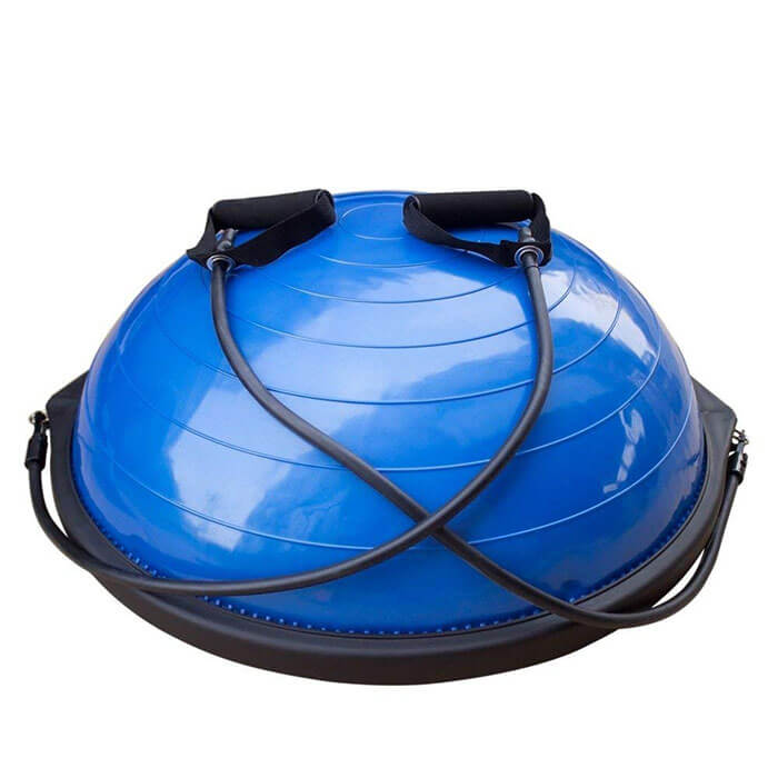 SKB Yoga Half Ball Dome Balance Trainer Fitness Strength