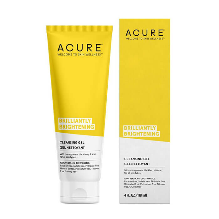 Pharmaca Acure Brightening Cleansing Gel
