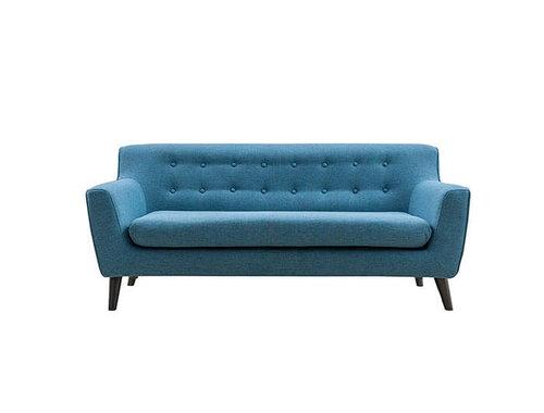 Magari Furniture Upholstered Clic Tufted Sofa