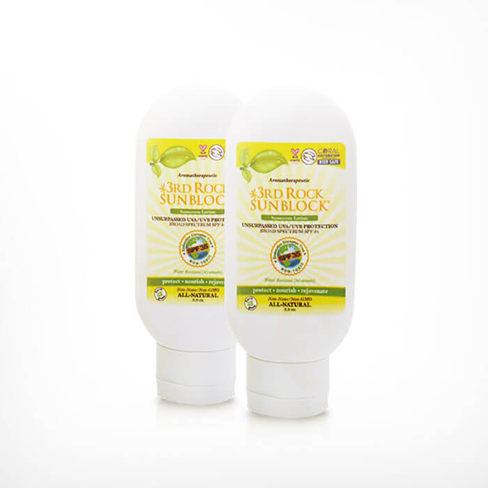 Honey Colony Two Pack 3rd Rock SPF Sunscreen