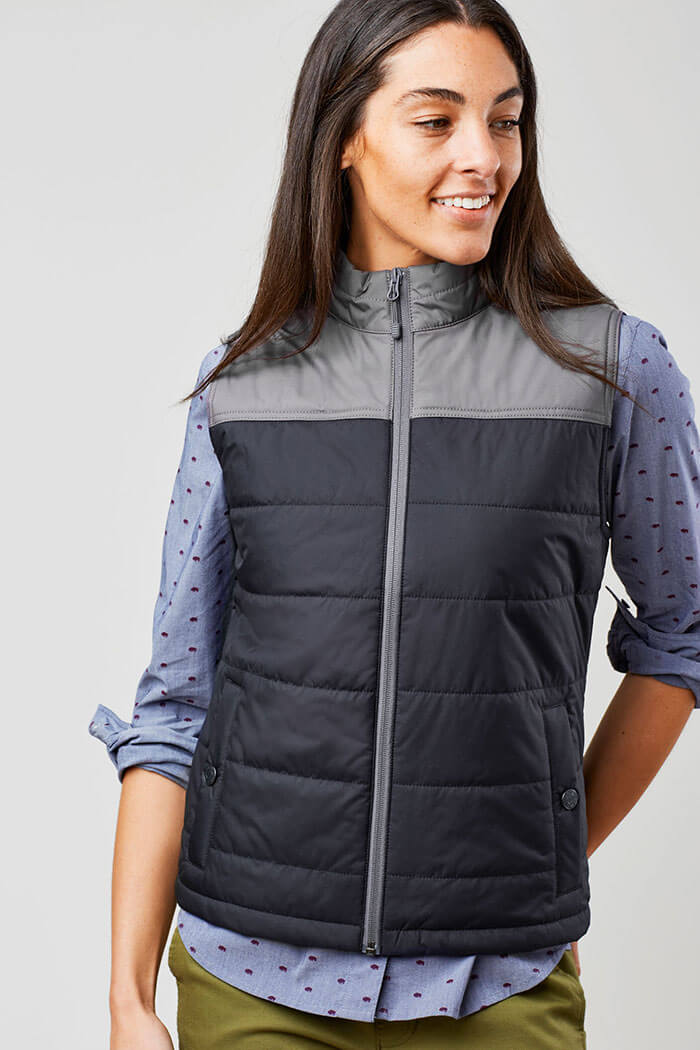 United by Blue Bison Puffer Vest